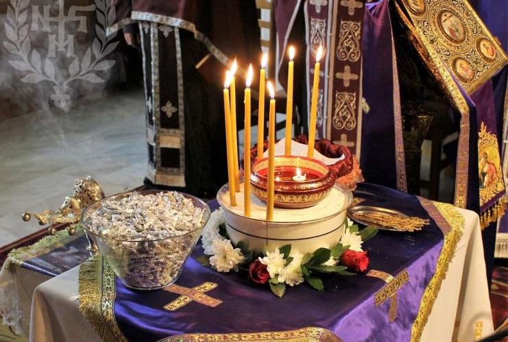 Το Ιερό Ευχέλαιο της Μεγάλης Τετάρτης θεραπεύει πάσα νόσο | Ιερά ...