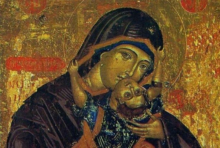 Παναγία η Παυσολύπη: Η Παναγία που προσφέρει χαρά | Ιερά Μονοπάτια