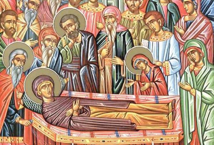 Εορτή της Κοιμήσεως της Αγίας Άννας - 25 Ιουλίου | Ιερά Μονοπάτια