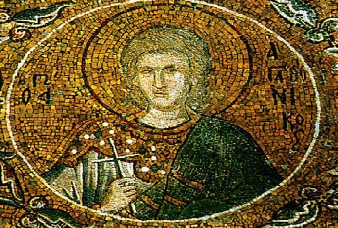Εορτή του Αγίου Αγαθονίκου και των συν αυτώ Μαρτυρησάντων - 22 Αυγούστου    Ιερά Μονοπάτια