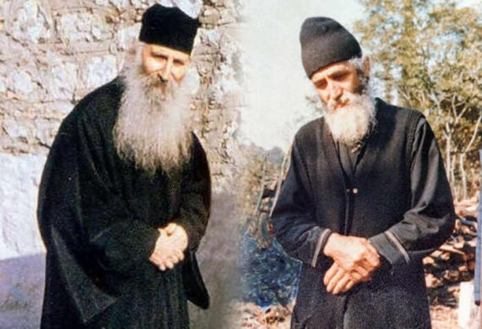 Η Πνευματική επικοινωνία του Αγίου Ιακώβου Τσαλίκη με τον Άγιο Παΐσιο |  Ιερά Μονοπάτια